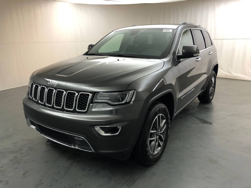 saloon Jeep Grand Cherokee 3.0 CRD 250 Limited