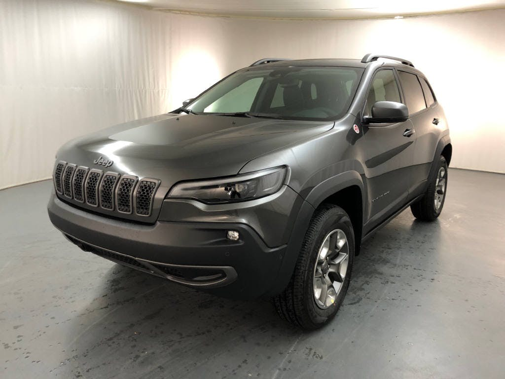 saloon Jeep Cherokee 2.0 T Trailhawk AWD