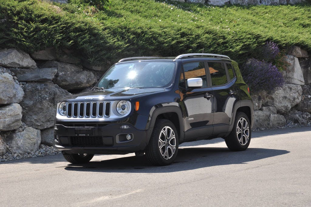 saloon Jeep Renegade 2.0 CRD 140 Limited AWD