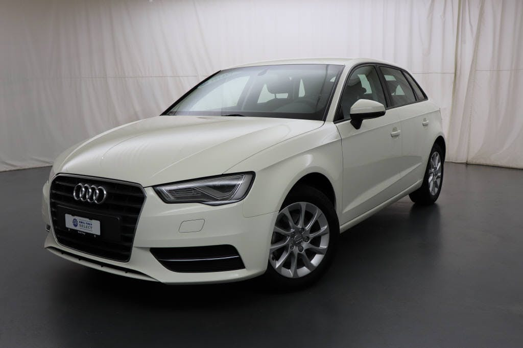saloon Audi A3 1.4 T FSI ultra Attraction