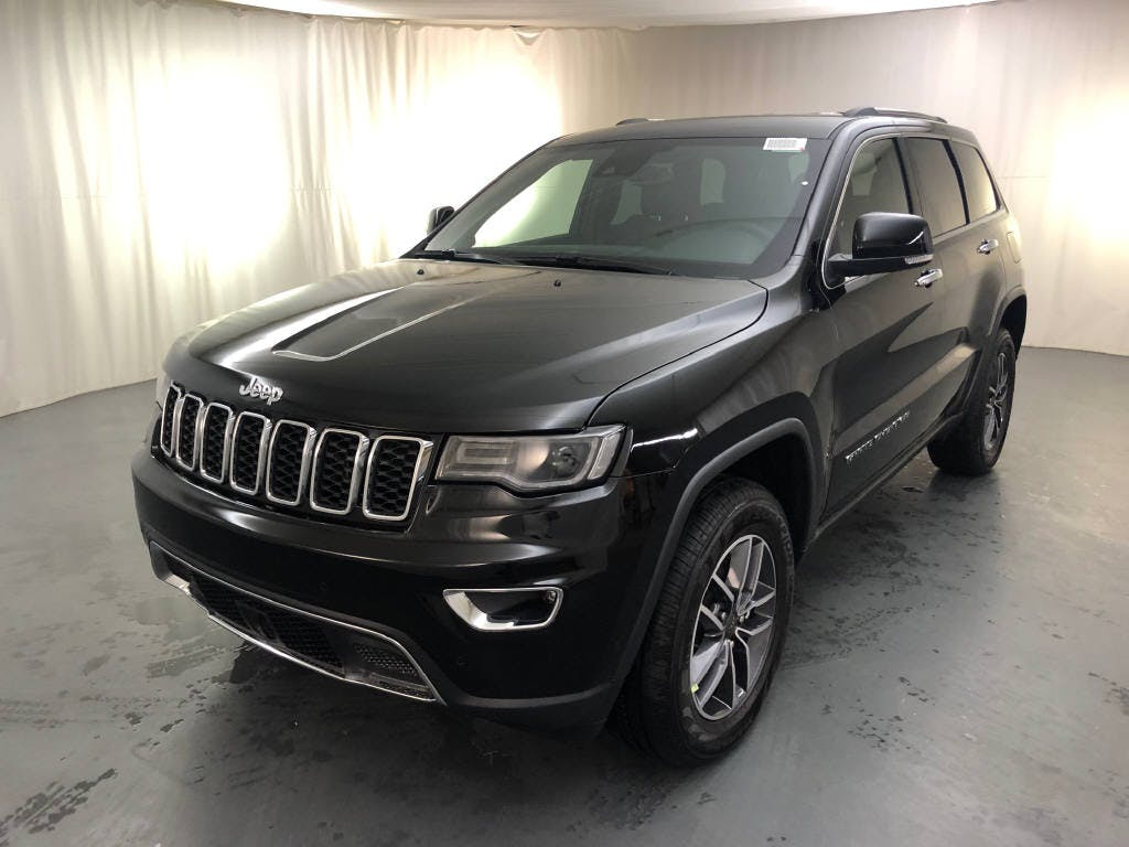 suv Jeep Grand Cherokee 3.0 CRD 250 Limited