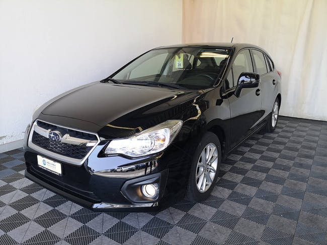 estate Subaru Impreza 1.6i Swiss Two