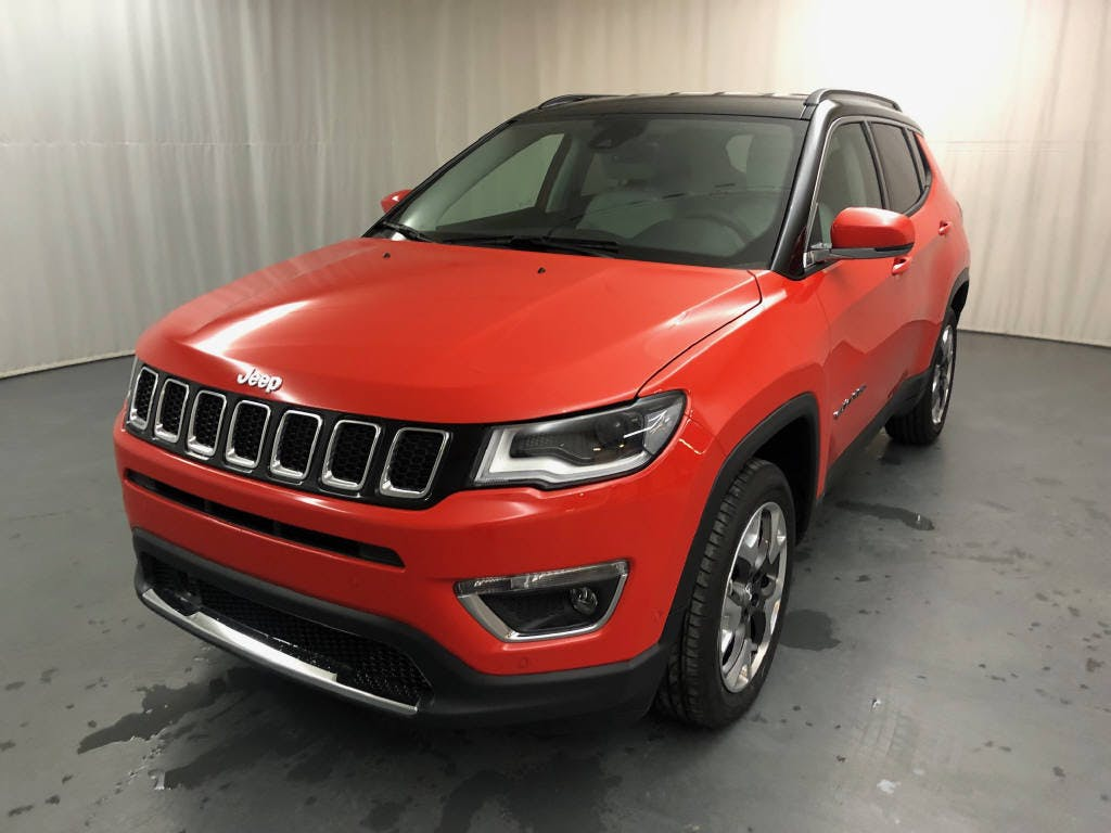 saloon Jeep Compass 2.0 CRD Limited AWD
