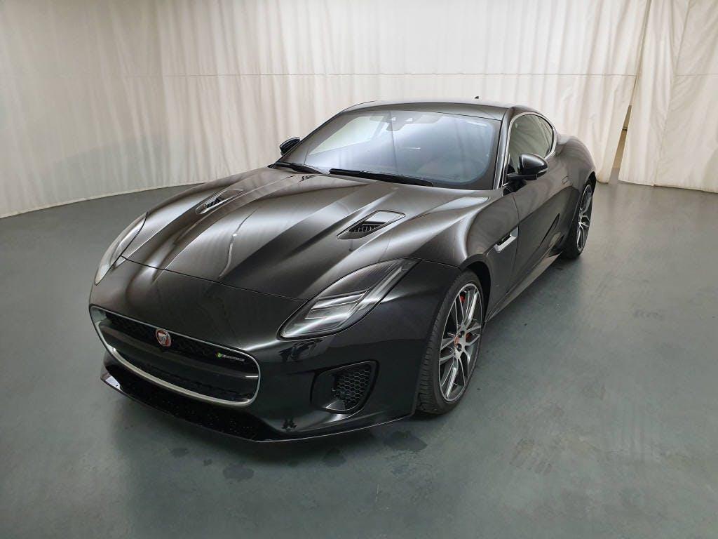 coupe Jaguar F-Type 3.0 V6 R-Dynamic AWD