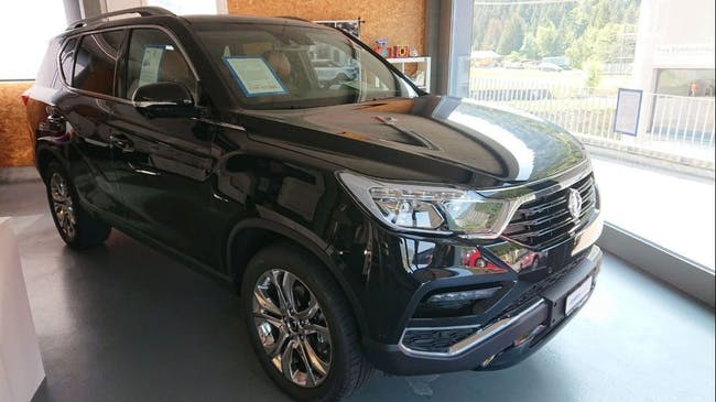 suv SsangYong Rexton 2.0 T-GDI