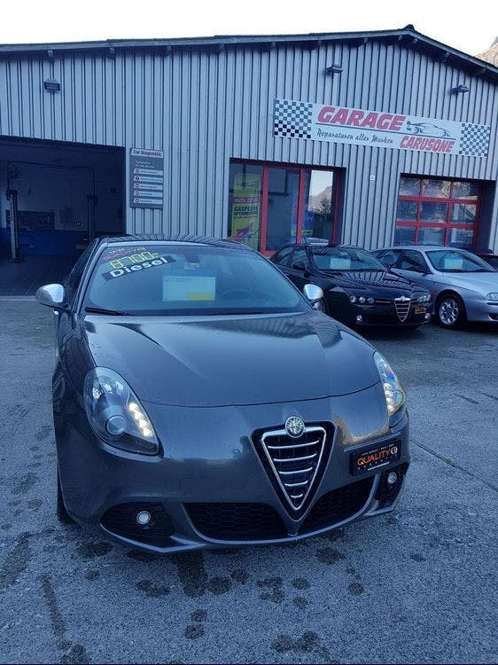 estate Alfa Romeo Giulietta 2.0 JTDM Distinctive