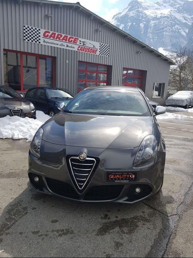 estate Alfa Romeo Giulietta 1750 TB