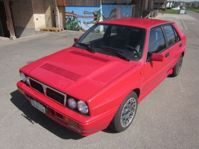 estate Lancia Delta HF Integrale ABS