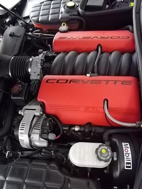coupe Chevrolet Corvette Z06