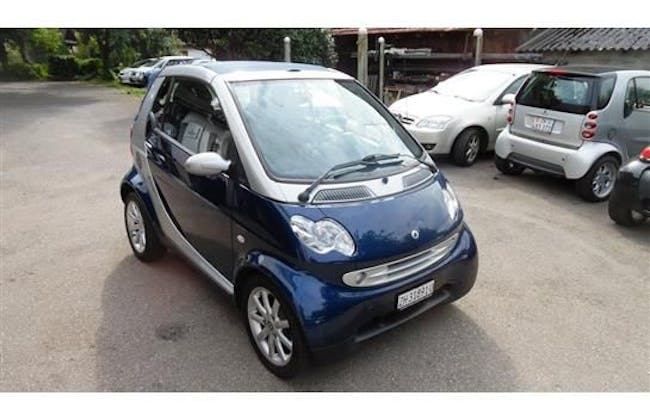 cabriolet Smart City/Fortwo Smart fortwo edition starblue