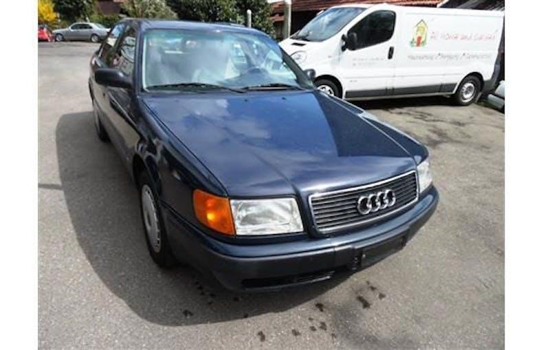 Audi 100 2.3 E ABS 169'000 km CHF5'000 - acheter sur carforyou.ch - 1