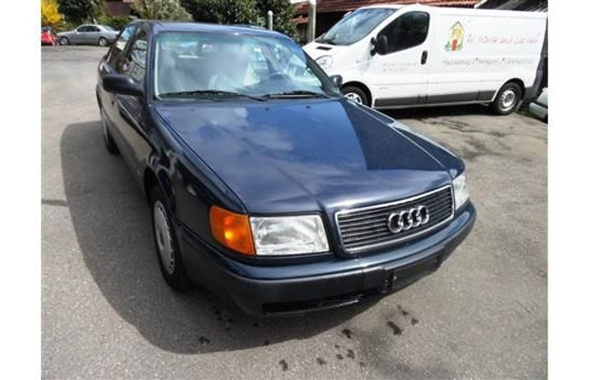 Audi 100 2.3 E ABS 169'000 km 5'000 CHF - acquistare su carforyou.ch - 1