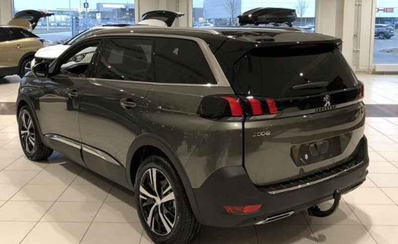 Peugeot 5008 1.6 BlueHDi Allure ETA 1 km 34'080 CHF - acheter sur carforyou.ch - 1