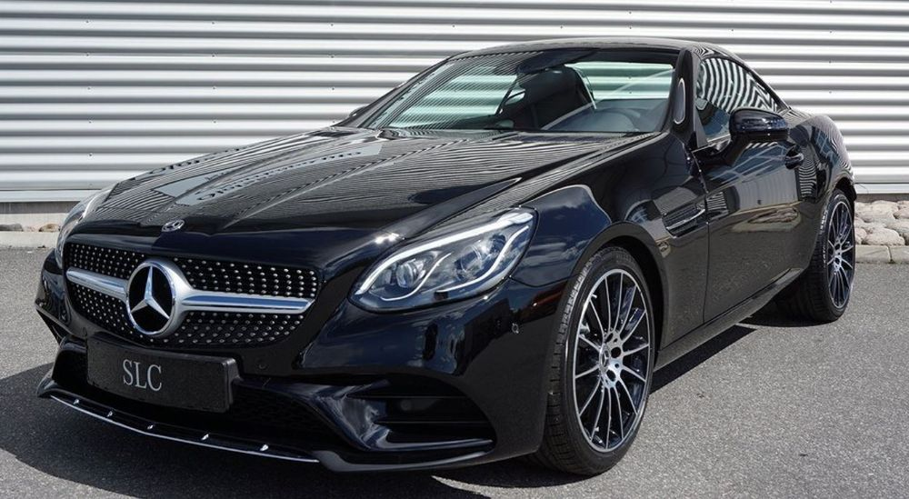 cabriolet Mercedes-Benz SLC -CLASS New 2019 Mercedes SLC 43