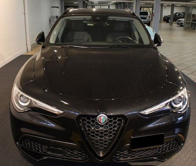 van Alfa Romeo Alfasud Alfa Romeo Alfa Romeo Alfa Romeo Stelvio 2.2 JTDM