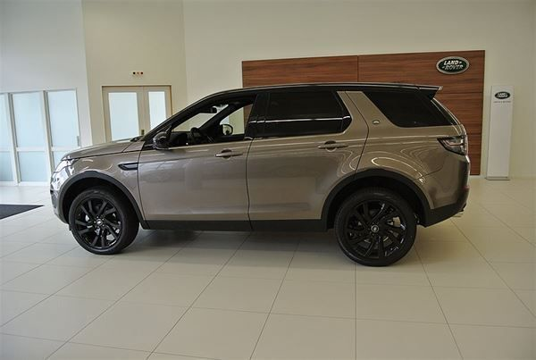 suv Land Rover Discovery Sport 2.0 TD4 Advantage AT9