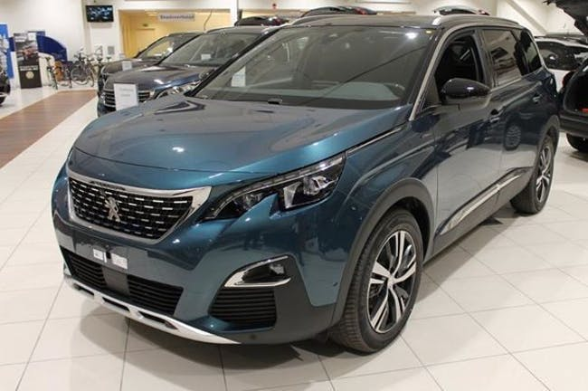 suv Peugeot 5008 1.6 THP Active EAT