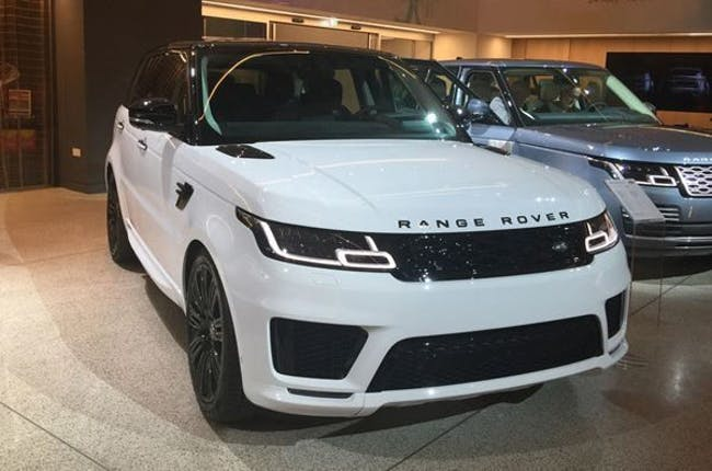 suv Land Rover Range Rover Sport 3.0 TDV6 S Automatic