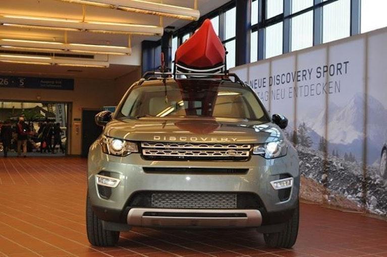 Land Rover Discovery Sport 2.0 SD4 SE AT9 1 km 60'378 CHF - acquistare su carforyou.ch - 1