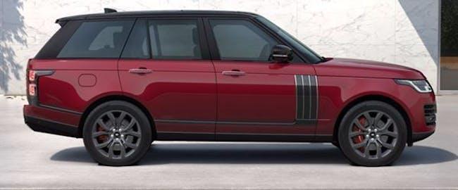 suv Land Rover Range Rover LWB 3.0 TDV6 SV Autobiography Automat