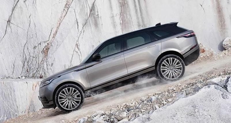 Land Rover Range Rover Velar R-Dynamic P 250 HSE Automatic 1 km 77'448 CHF - buy on carforyou.ch - 1