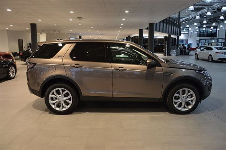 Land Rover Discovery Sport 2.0 TD4 SE AT9 1 km 56'637 CHF - acheter sur carforyou.ch - 1