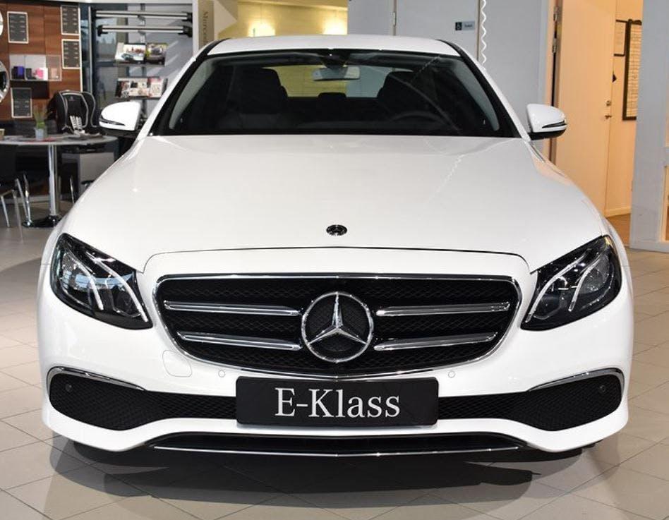 coupe Mercedes-Benz E-Klasse E-CLASS New 2019 Mercedes E 400 d 4Matic