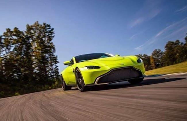coupe Aston Martin V8 Vantage NEW Coupé MY19