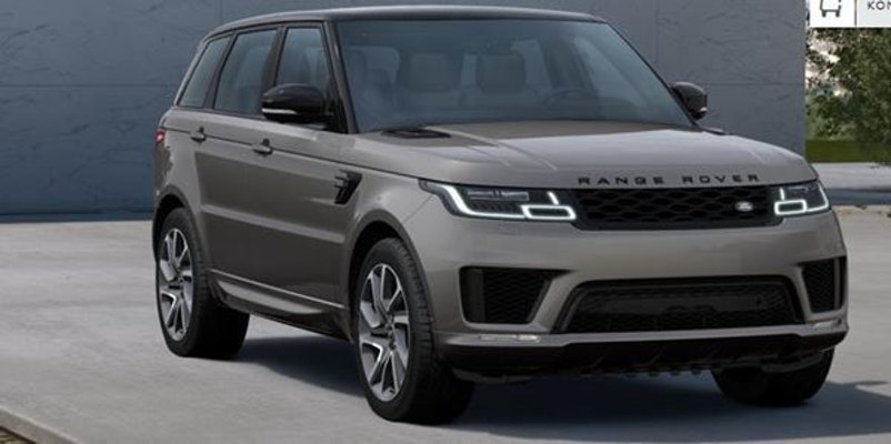 Land Rover Range Rover Sport 2.0SD4 HSE Automatic 1 km 72'660 CHF - acquistare su carforyou.ch - 1