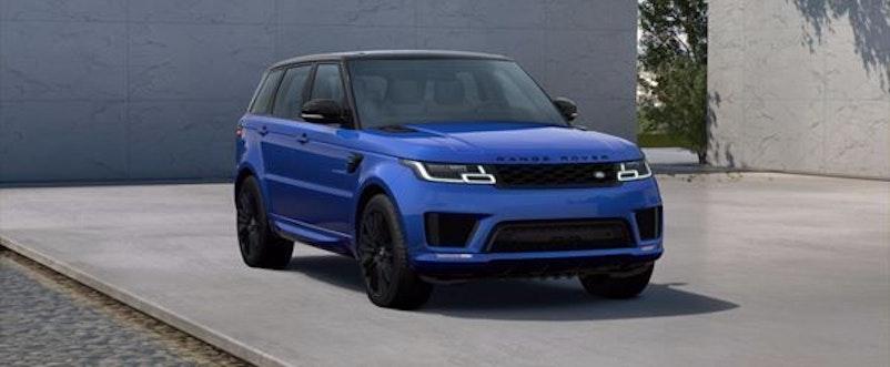 Land Rover Range Rover Sport 3.0 V6 SC HSE Automatic 1 km 76'020 CHF - kaufen auf carforyou.ch - 1
