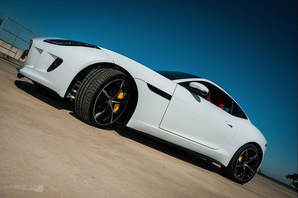 coupe Jaguar F-Type Coupé 3.0 V6 S/C 400 Sport AWD Automatik