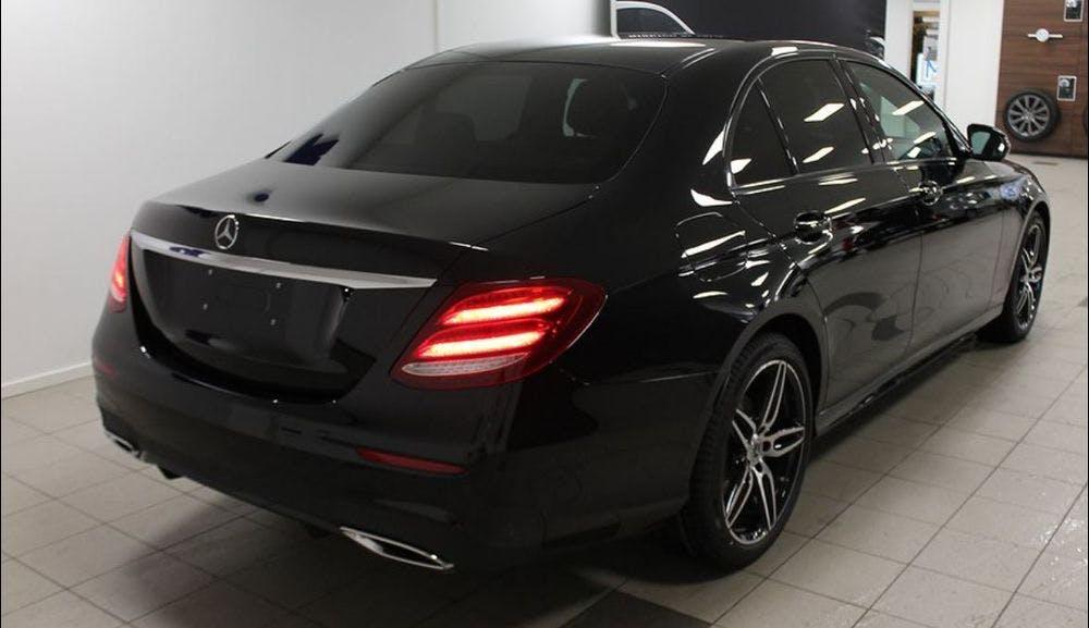 coupe Mercedes-Benz E-Klasse E-CLASS New 2019 Mercedes E 350d