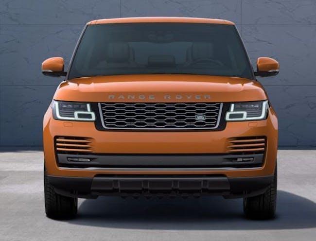 suv Land Rover Range Rover LWB 4.4 SDV8 Vogue Automatic
