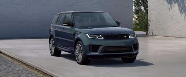 suv Land Rover Range Rover Sport 5.0 V8 SVR