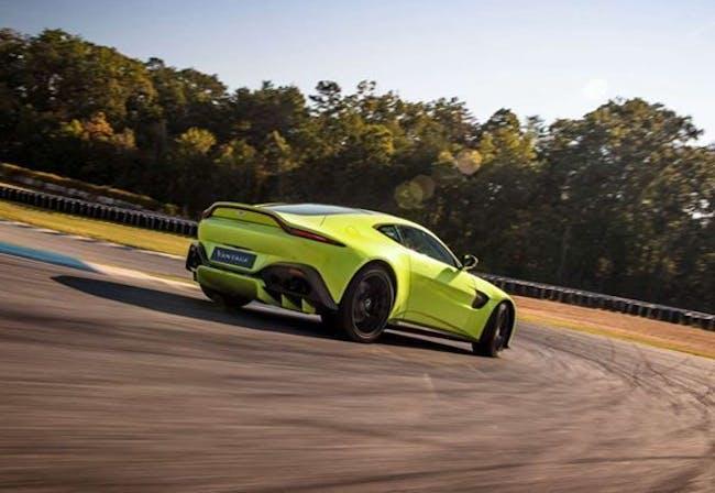 coupe Aston Martin V8 Vantage Aston Martin NEW Coupé MY19