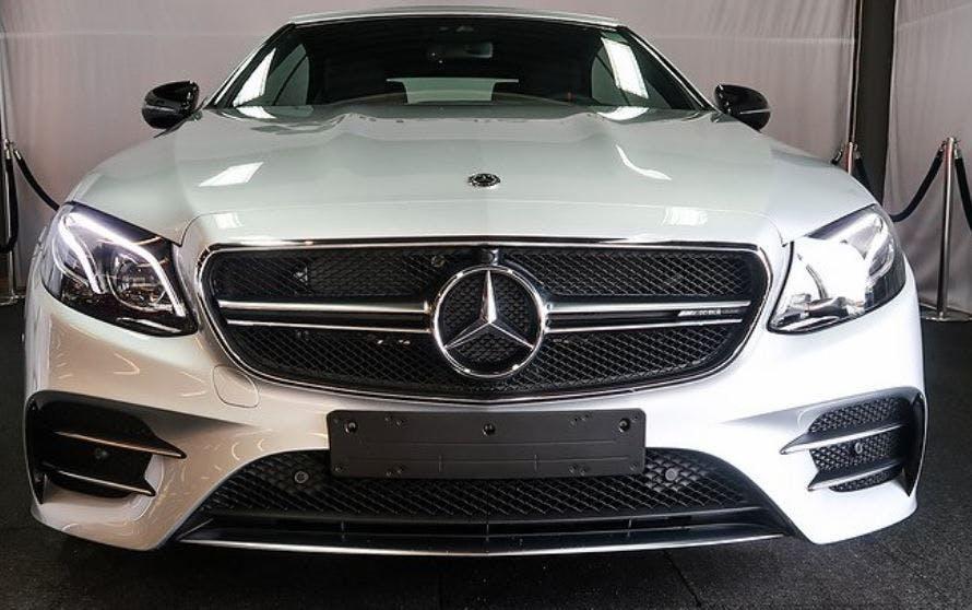 coupe Mercedes-Benz E-Klasse E-CLASS New 2019 Mercedes E 300d