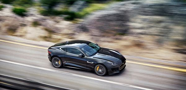 coupe Jaguar F-Type Coupé 3.0 V6 S/C
