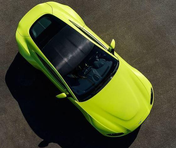 coupe Aston Martin V8 Vantage NEW V8 Vantage Coupé MY19