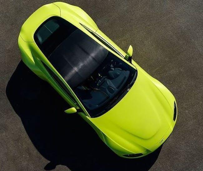 coupe Aston Martin V8 Vantage Aston Martin Aston Martin NEW Coupé MY19