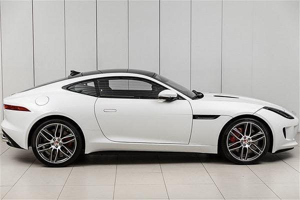 coupe Jaguar F-Type Coupé 3.0 V6 S/C Automatik