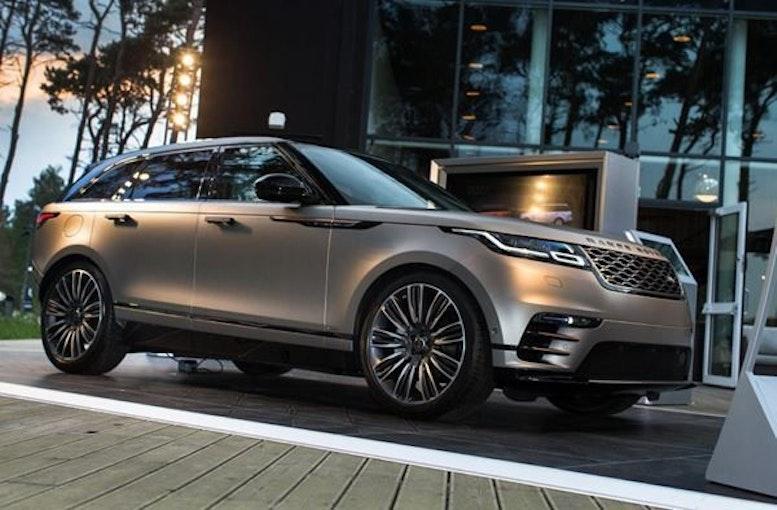 Land Rover Range Rover Velar D 180 Automatic 1 km 56'463 CHF - acquistare su carforyou.ch - 1