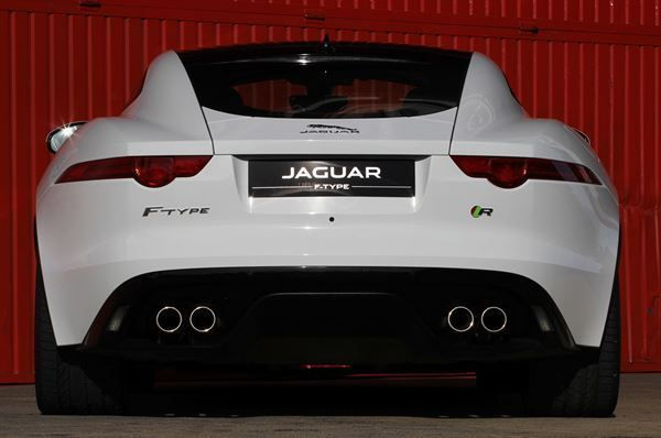 coupe Jaguar F-Type Coupé 5.0 V8 S/C R AWD Automatik
