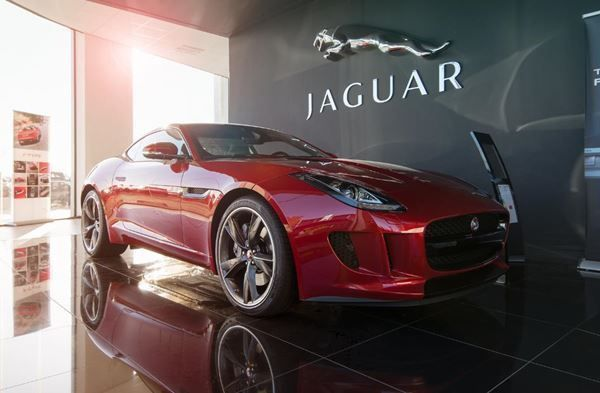 coupe Jaguar F-Type Coupé 3.0 V6 S/C AWD Automatik