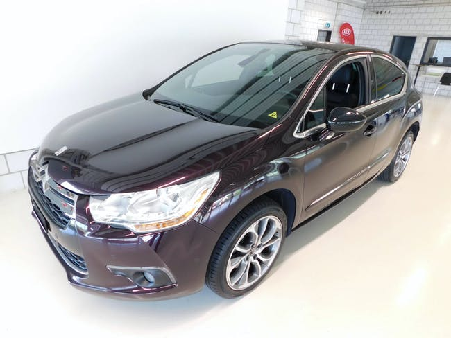 saloon DS Automobiles DS4 1.6 THP 160 Faubourg Addict