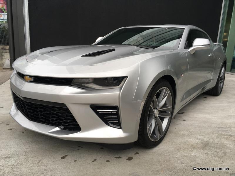 coupe Chevrolet Camaro 6.2 V8