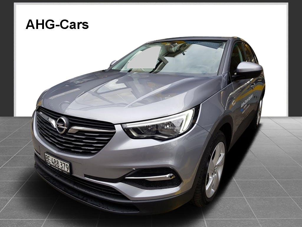 suv Opel Grandland X 1.2 T Enjoy