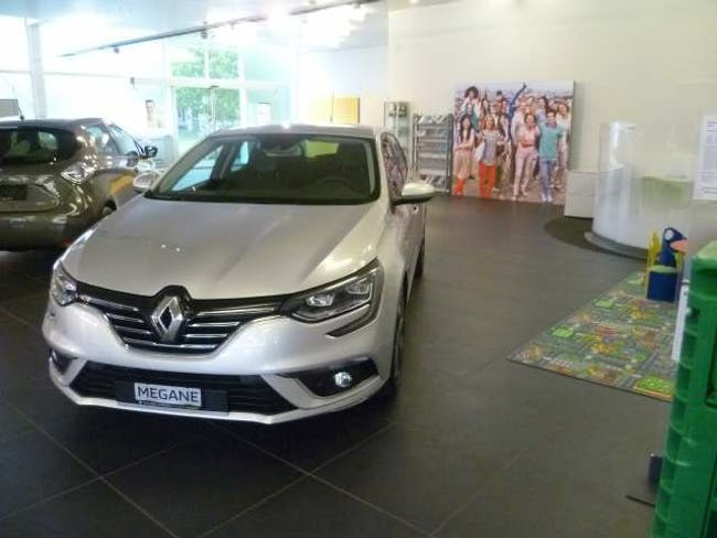 saloon Renault Mégane 1.6 TCe 90th Annivers. EDC