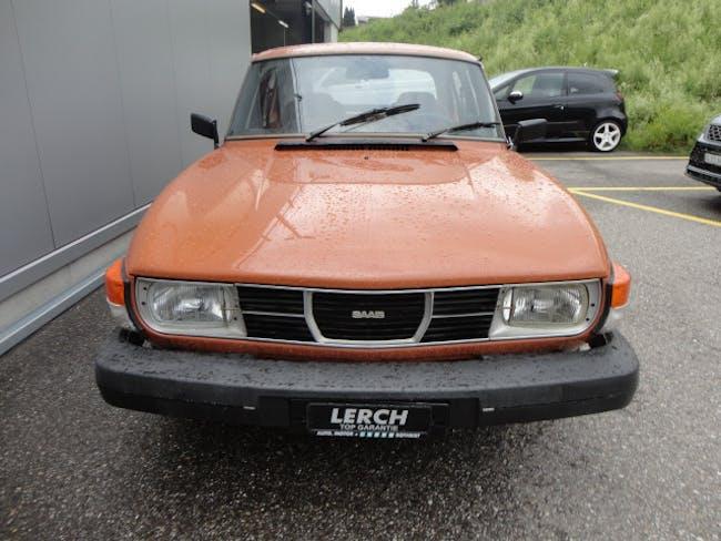 saloon Saab 99 2.0 GL CM 4