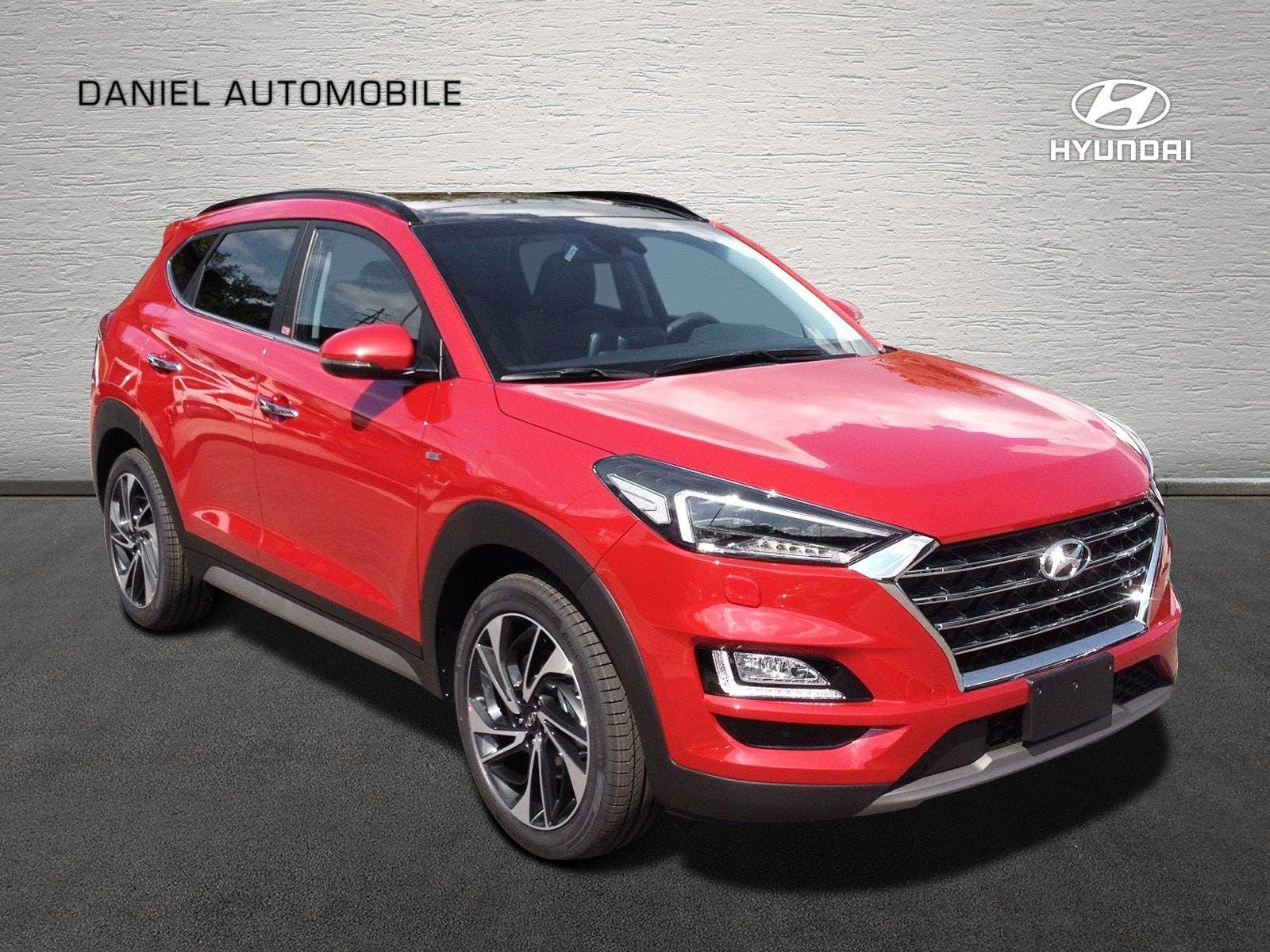 suv Hyundai Tucson 2.0 CRDi 185 Vertex 4WD
