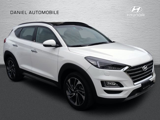 suv Hyundai Tucson 1.6 T-GDi Vertex 4WD